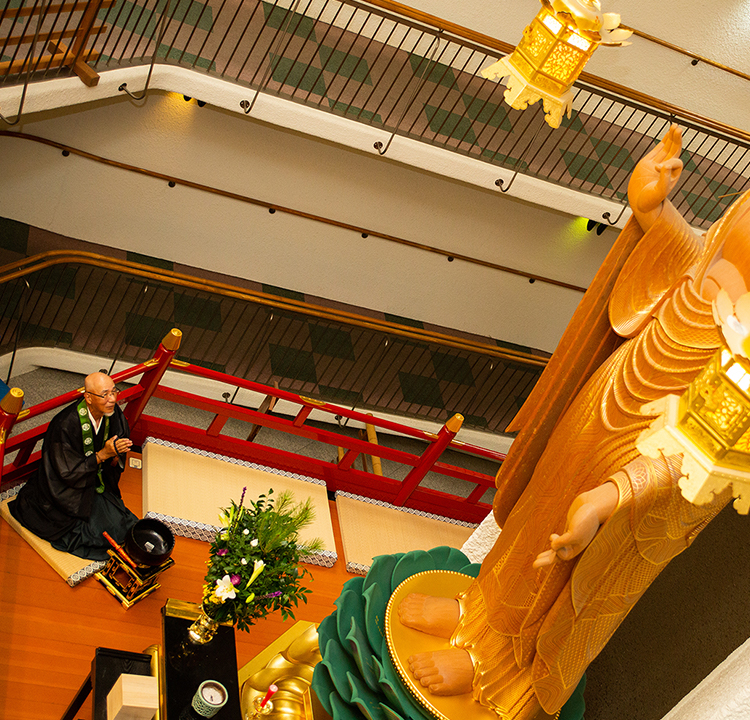 仏教学院 宗学堂